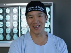 Australia's Dr Charlie Teo; World Renown Brain Surgeon