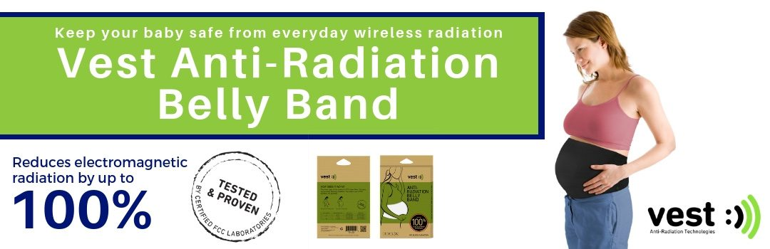 vest Anti-radiation Belly Band