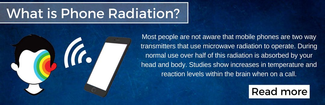 What is phone radiation?